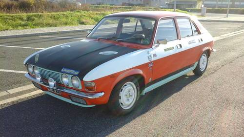 1982 austin allegro Very fine car  SOLD (picture 1 of 6)