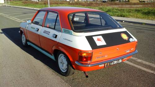1982 austin allegro Very fine car  SOLD (picture 4 of 6)