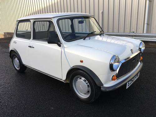 1987 E AUSTIN MINI 1.0 CITY E 39 BHP, CLASSIC, 1 OWNER, 18K  SOLD (picture 1 of 6)