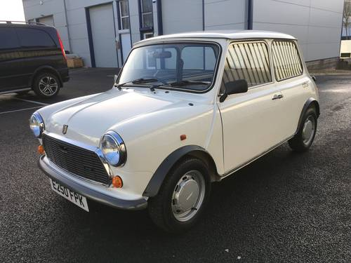 1987 E AUSTIN MINI 1.0 CITY E 39 BHP, CLASSIC, 1 OWNER, 18K  SOLD (picture 4 of 6)
