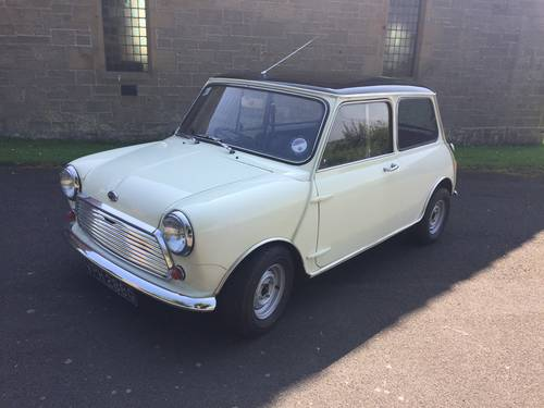 1968 MK 2 Mini Cooper 1275 S For Sale (picture 1 of 6)
