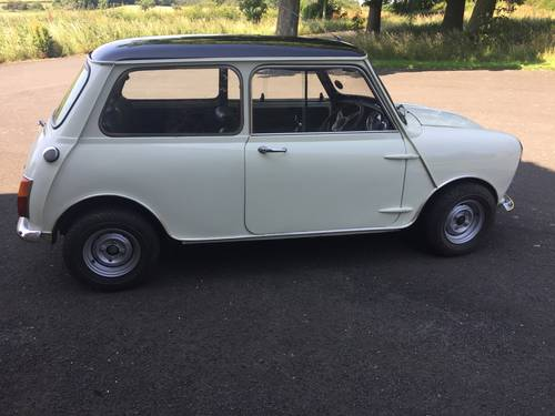 1968 MK 2 Mini Cooper 1275 S For Sale (picture 4 of 6)