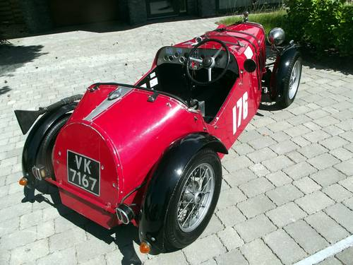 1932 AUSTIN 7 SUPER ACCESSORIES BODIED ROAD/RACECAR SOLD (picture 2 of 6)