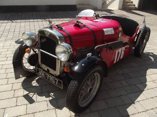 1932 AUSTIN 7 SUPER ACCESSORIES BODIED ROAD/RACECAR SOLD (picture 3 of 6)