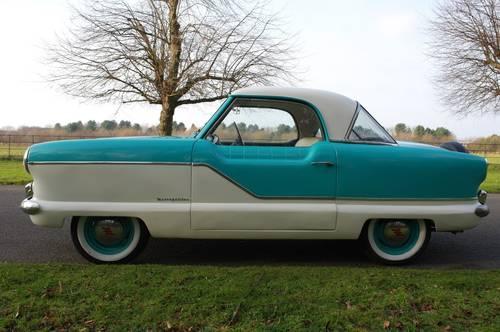 1957 Austin Metropolitan Rare (RHD) 1500cc Coupe SOLD (picture 2 of 6)