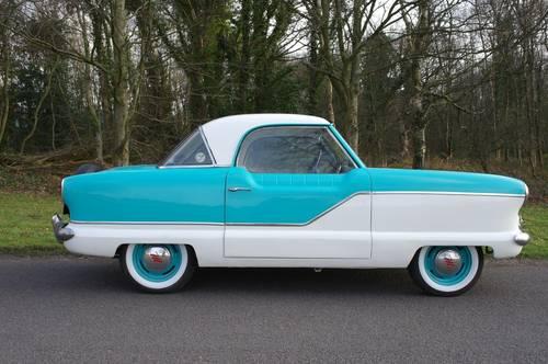 1957 Austin Metropolitan Rare (RHD) 1500cc Coupe SOLD (picture 3 of 6)