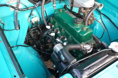 1957 Austin Metropolitan Rare (RHD) 1500cc Coupe SOLD (picture 5 of 6)