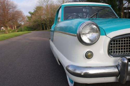 1957 Austin Metropolitan Rare (RHD) 1500cc Coupe SOLD (picture 6 of 6)