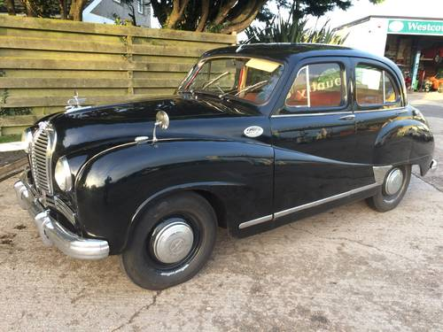 1954 Austin A70 Hereford, 2.2 litre big comfy 50's saloon! SOLD (picture 1 of 6)