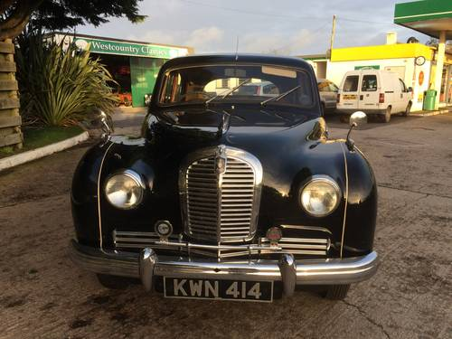 1954 Austin A70 Hereford, 2.2 litre big comfy 50's saloon! SOLD (picture 2 of 6)