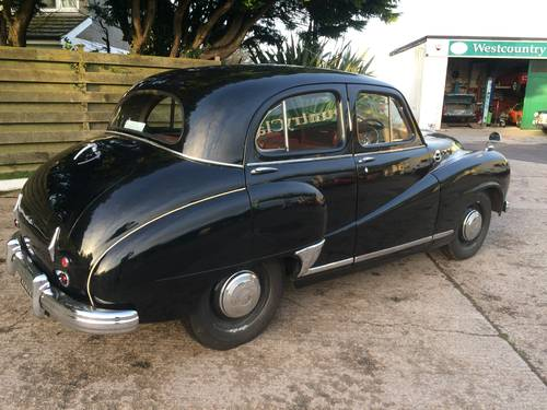 1954 Austin A70 Hereford, 2.2 litre big comfy 50's saloon! SOLD (picture 3 of 6)