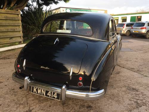 1954 Austin A70 Hereford, 2.2 litre big comfy 50's saloon! SOLD (picture 5 of 6)