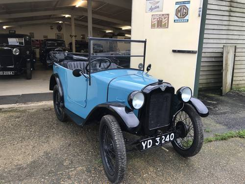 1931/27 Austin 7 'Chummy Special' ideal VSCC Car ...  SOLD (picture 1 of 6)