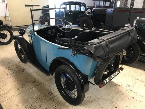 1931/27 Austin 7 'Chummy Special' ideal VSCC Car ...  SOLD (picture 2 of 6)