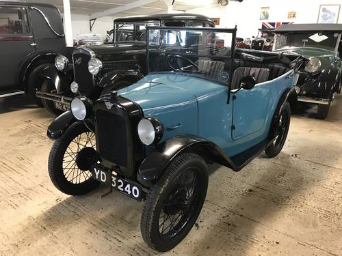 1931/27 Austin 7 'Chummy Special' ideal VSCC Car ...  SOLD (picture 3 of 6)