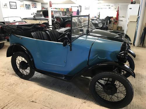 1931/27 Austin 7 'Chummy Special' ideal VSCC Car ...  SOLD (picture 6 of 6)