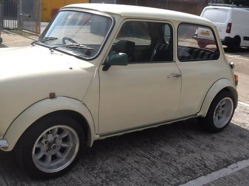 1989 Mini classic low mls lady owners Sport look body  For Sale (picture 3 of 3)
