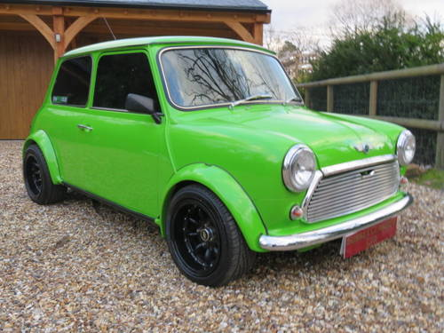 1984 Austin Mini 1275 (Highly Modified) SOLD (picture 1 of 6)