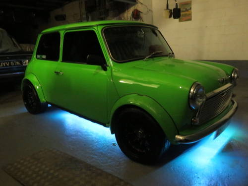 1984 Austin Mini 1275 (Highly Modified) SOLD (picture 5 of 6)