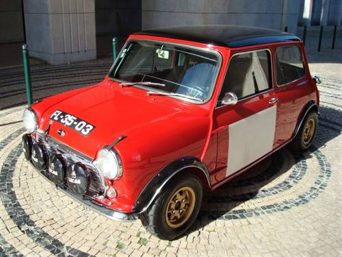 1969 Austin Mini Cooper S Mk II For Sale (picture 1 of 6)