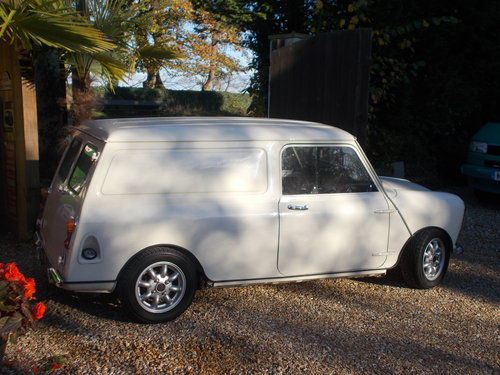 1966 MINI VAN  (RALLYSPRINT)  SPECIFICATION For Sale (picture 2 of 6)