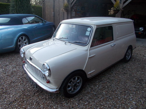 1966 MINI VAN  (RALLYSPRINT)  SPECIFICATION For Sale (picture 3 of 6)
