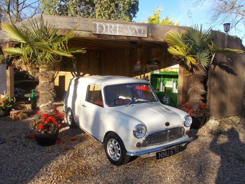 1966 MINI VAN  (RALLYSPRINT)  SPECIFICATION For Sale (picture 4 of 6)