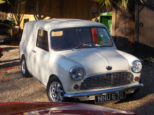 1966 MINI VAN  (RALLYSPRINT)  SPECIFICATION For Sale (picture 6 of 6)