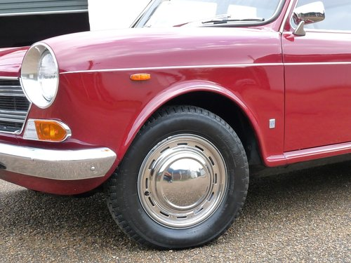 1974 Austin 1800 auto Mk11, 11,000 miles from new, Sold SOLD (picture 5 of 6)