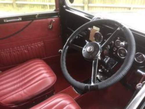 1932 Austin 7 RN Saloon -  for sale in Hampshire SOLD (picture 3 of 6)
