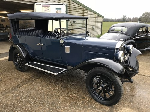 1930 Austin 12/4 Clifton Tourer - Now Reserved SOLD (picture 1 of 6)