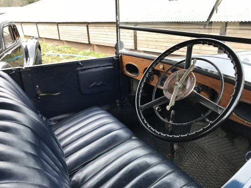 1930 Austin 12/4 Clifton Tourer - Now Reserved SOLD (picture 2 of 6)
