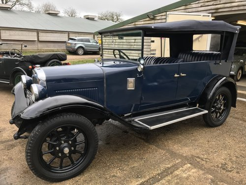 1930 Austin 12/4 Clifton Tourer - Now Reserved SOLD (picture 5 of 6)