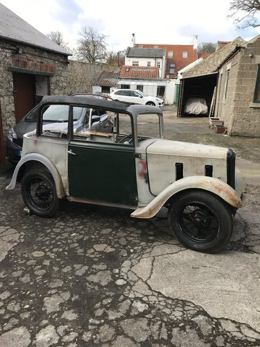 1935 Austin Seven Pearl Mk1  SOLD (picture 1 of 6)