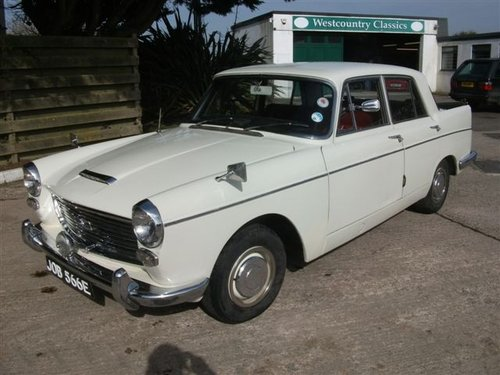 1967 Austin Westminster A110 manual overdrive. SOLD (picture 1 of 6)