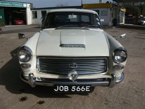 1967 Austin Westminster A110 manual overdrive. SOLD (picture 2 of 6)