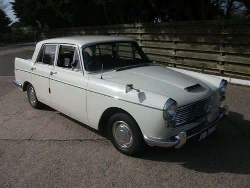 1967 Austin Westminster A110 manual overdrive. SOLD (picture 3 of 6)