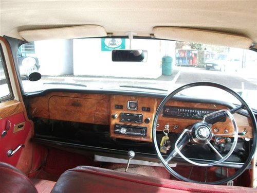 1967 Austin Westminster A110 manual overdrive. SOLD (picture 5 of 6)