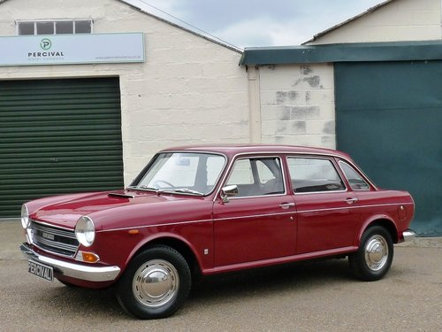 1974 Austin 1800 auto Mk11, 11,000 miles from new, Sold SOLD (picture 1 of 6)