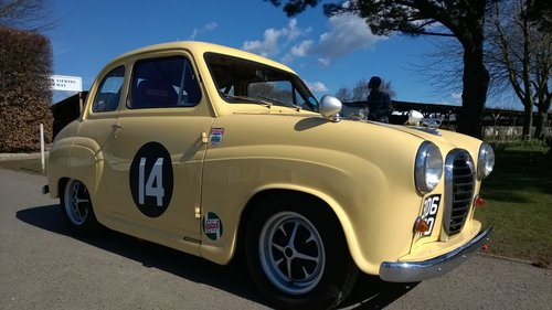 1957 2 door A35 Fast road / rally spec - fresh build For Sale (picture 1 of 6)