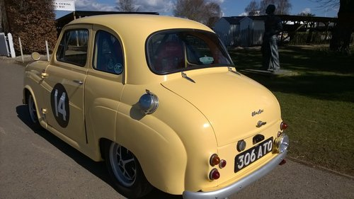 1957 2 door A35 Fast road / rally spec - fresh build For Sale (picture 2 of 6)
