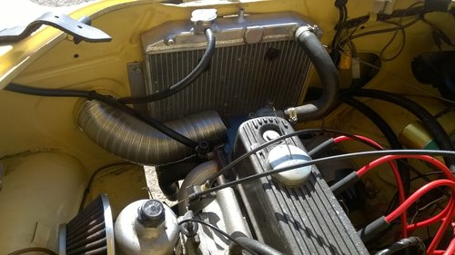 1957 2 door A35 Fast road / rally spec - fresh build For Sale (picture 4 of 6)