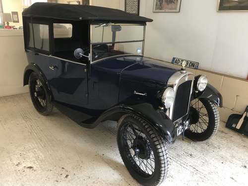 1930 Austin 7 Chummy 'AE' Series...Now Sold SOLD (picture 4 of 5)