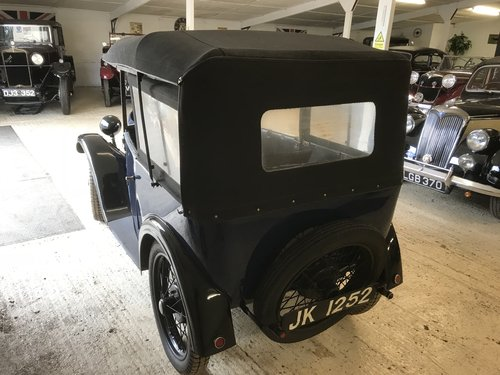 1930 Austin 7 Chummy 'AE' Series...Now Sold SOLD (picture 5 of 5)