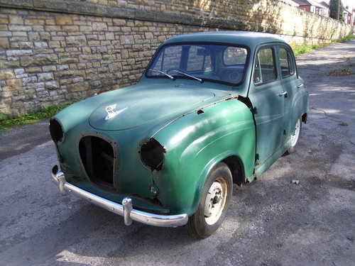 Austin A30,A35 Breaking 6 For Spares For Sale (picture 1 of 6)