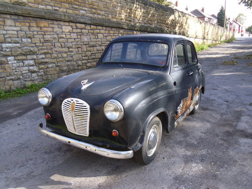 Austin A30,A35 Breaking 6 For Spares For Sale (picture 2 of 6)