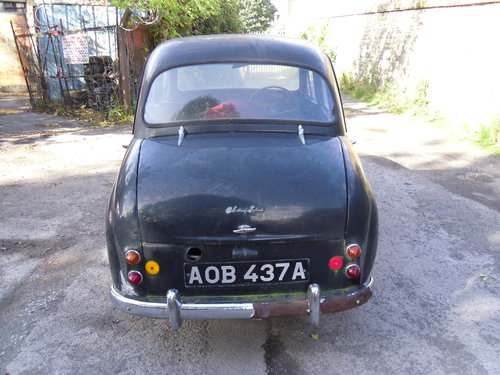 Austin A30,A35 Breaking 6 For Spares For Sale (picture 5 of 6)
