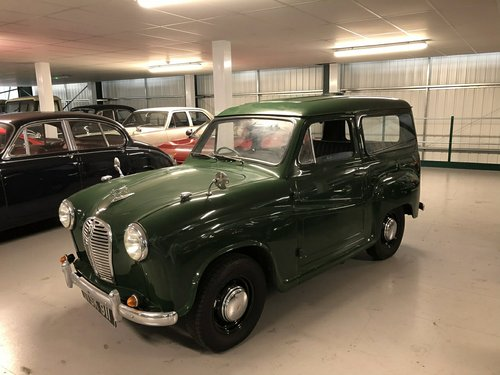 1955 AUSTIN A30 Van  SOLD (picture 1 of 6)