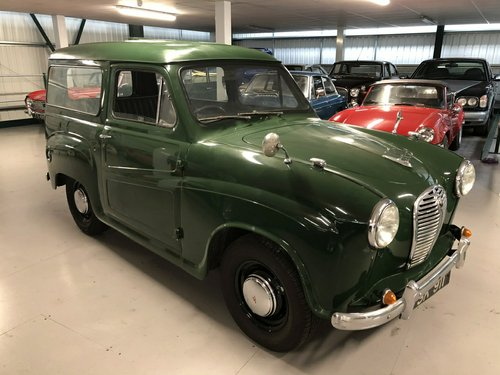 1955 AUSTIN A30 Van  SOLD (picture 3 of 6)