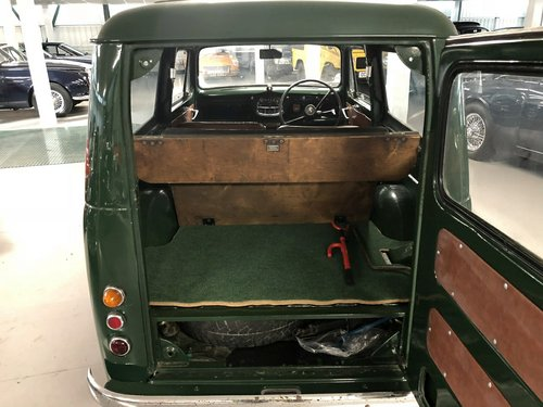 1955 AUSTIN A30 Van  SOLD (picture 5 of 6)